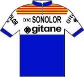 Sonolor - Gitane 1974 shirt