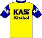 Kas - Kaskol 1974 shirt
