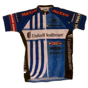 UnitedHealthcare Pro Cycling 2011 shirt