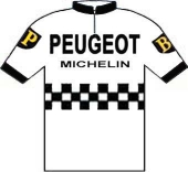 Peugeot - BP - Michelin 1974 shirt