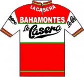 La Casera - Peña Bahamontes 1974 shirt