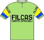 Filcas 1974 shirt