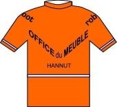 Robot - Office du Meuble Hannut 1974 shirt