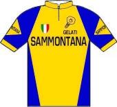 Sammontana 1974 shirt