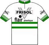 Frisol - Flair Plastics 1974 shirt