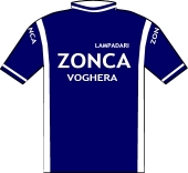 Zonca 1974 shirt