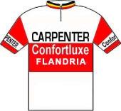 Carpenter - Confortluxe - Flandria 1974 shirt