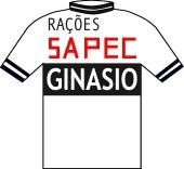 Ginasio de Tavira - Sapec 1974 shirt