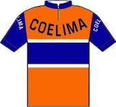 Coelima 1974 shirt