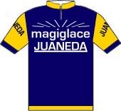 Magiglace - Juaneda 1974 shirt