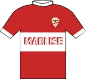 Salgueiros - Marlise 1974 shirt