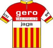 Gero - Verwarming - Jaga - Hasselt 1975 shirt