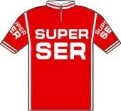 Super Ser 1975 shirt
