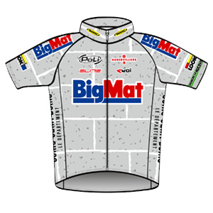 BigMat - Auber 93 2011 shirt