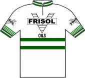 Frisol - G.B.C. 1975 shirt