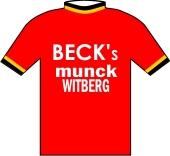 Munck - Beck's - Tortelboom 1975 shirt