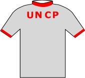 U.N.C.P. 1975 shirt