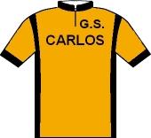 Carlos 1975 shirt