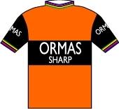 Ormas - Sharp 1975 shirt