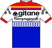 Gitane - Campagnolo 1975 shirt