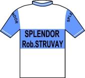 Splendor - Struvay 1975 shirt