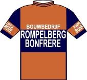 Bonfrère - Rompelberg 1975 shirt