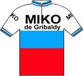 Miko - De Gribaldy 1975 shirt