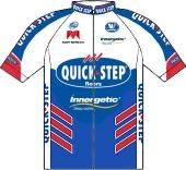 Quick Step Cycling Team 2011 shirt