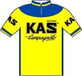 Kas - Campagnolo 1976 shirt