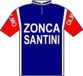 Zonca - Santini 1976 shirt