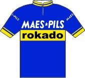Maes Pils - Rokado 1976 shirt