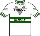 Frisol - Gazelle 1976 shirt