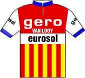 Gero - Eurosol 1976 shirt