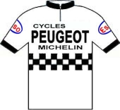 Peugeot - Esso - Michelin 1976 shirt