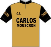 Carlos 1976 shirt