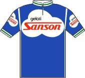 Sanson 1976 shirt