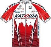 Katusha Team 2011 shirt