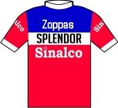 Zoppas - Splendor - Sinalco 1976 shirt