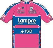 Lampre - ISD 2011 shirt