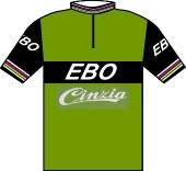 Ebo - Cinzia 1976 shirt