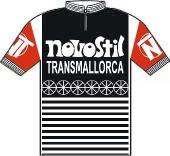 Novostil - Transmallorca 1976 shirt