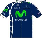 Movistar Team 2011 shirt