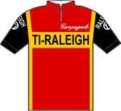 TI - Raleigh - Campagnolo 1976 shirt