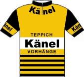 Känel Teppiche - Colnago 1976 shirt