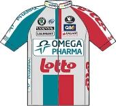 Omega Pharma - Lotto 2011 shirt