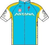 Pro Team Astana 2011 shirt
