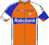 Rabobank Cycling Team 2011 shirt