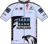 Saxo Bank Sungard 2011 shirt