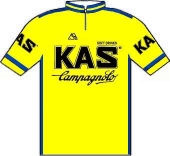 Kas - Campagnolo 1977 shirt