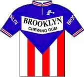Brooklyn 1977 shirt